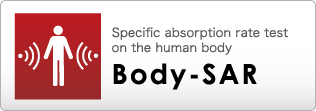 Specific absorption rate teston the human body/Body-SAR